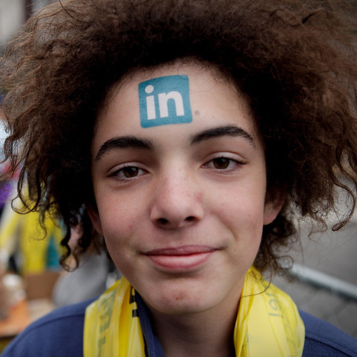 LinkedIn for volunteers