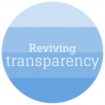 Reviving transparency