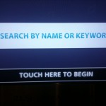 Search screen 2