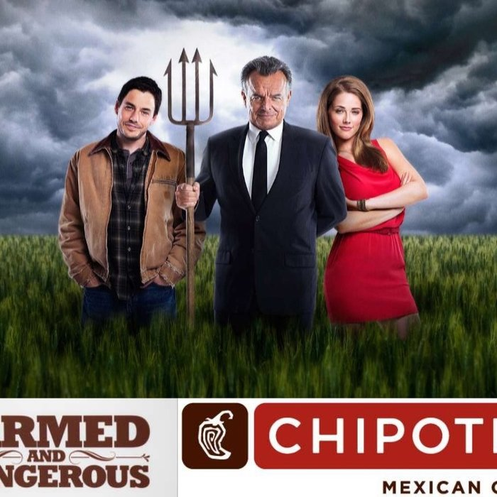 Chipotle Farmed and Dangerous