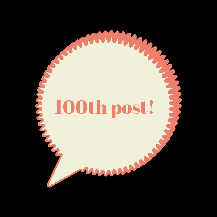 Our 100th post!