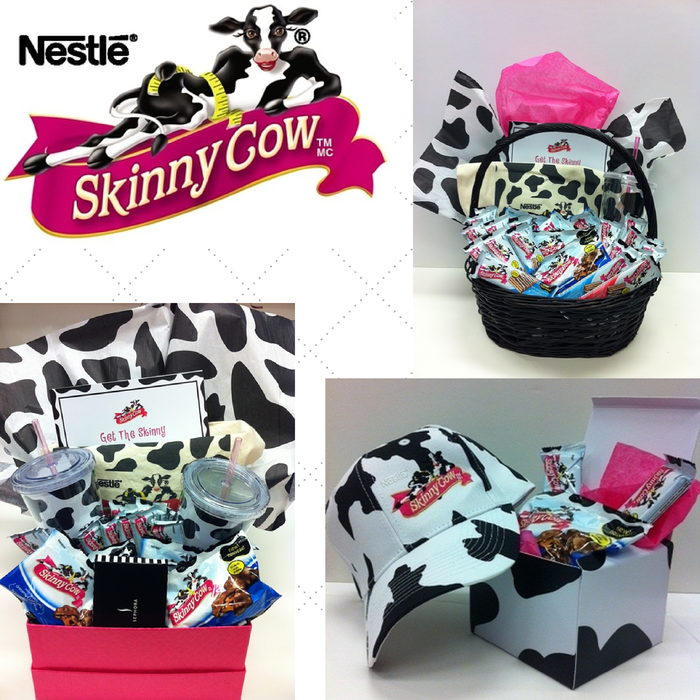 Skinny Cow Case Study Photo