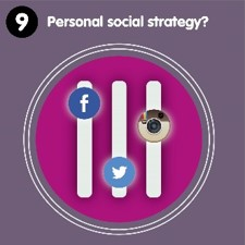 9 Personal social strategy