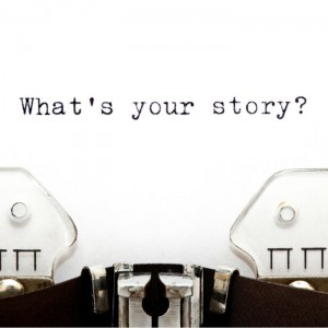 typewriter – what's your story