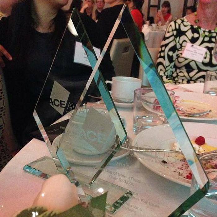 APEX 2015 ACE awards