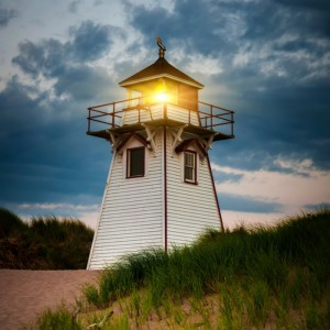 Lighhouse in PEI