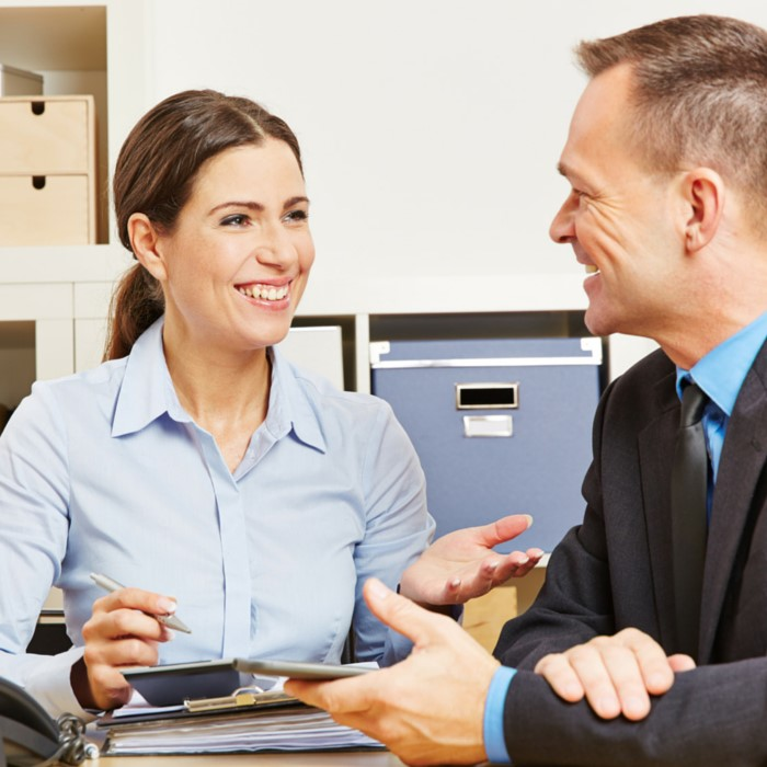 Insurance broker and business owner