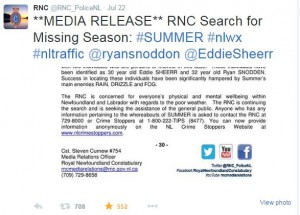 RNC original tweet