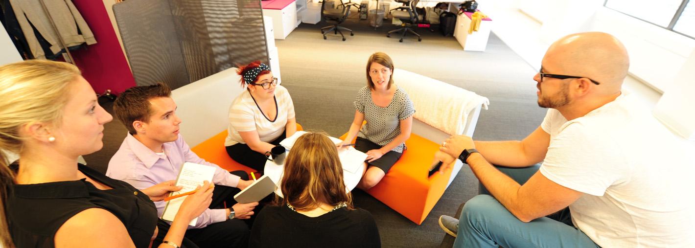 APEX team meeting