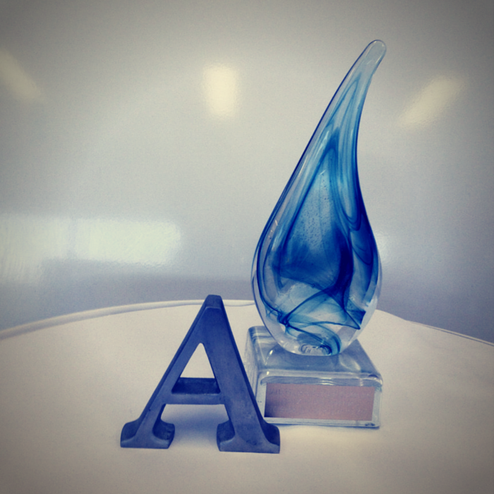 APEX - IABC mid-sized agency of the year
