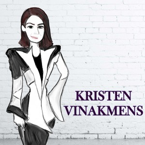 Kristen Vinakmens caricouture