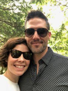 Anne and Husband