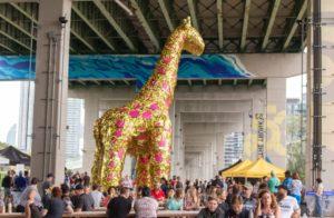 Large Giraffe