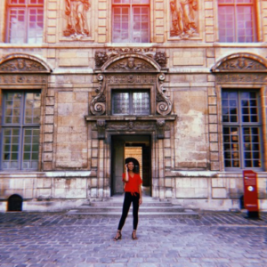 Viv in Paris